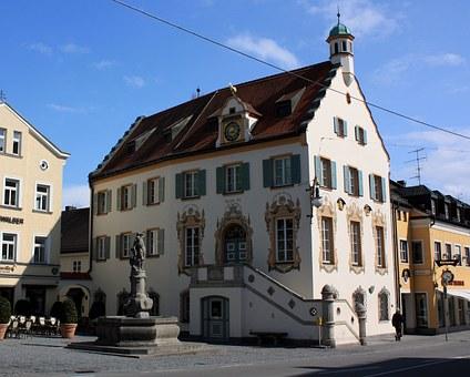Fürstenfeldbruck München Umzug