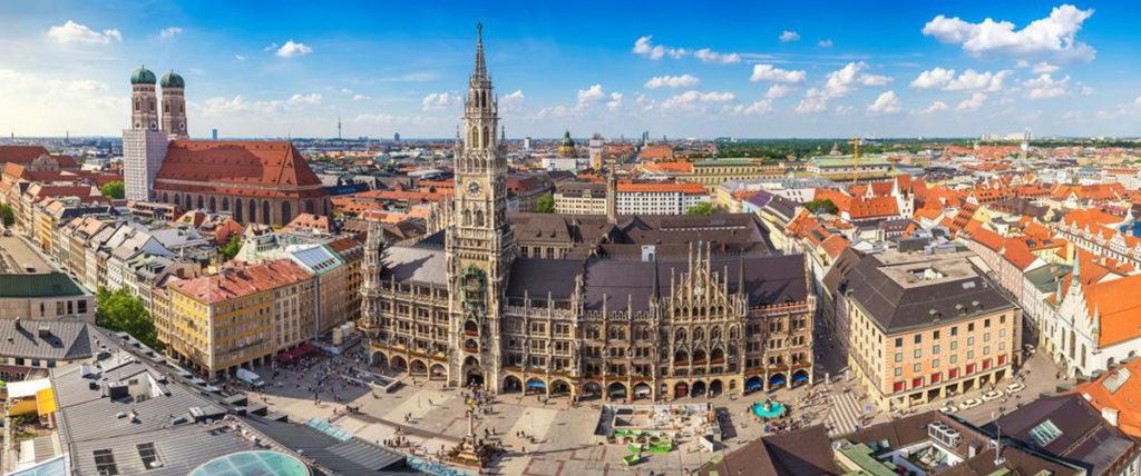 München Umzug