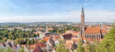 München Landshut Umzug