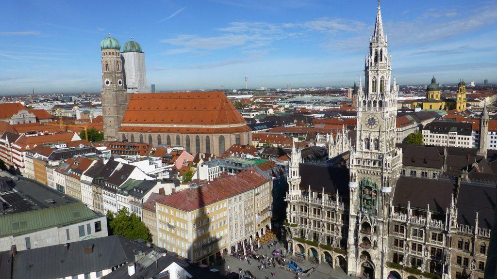 Garching bei München Umzug
