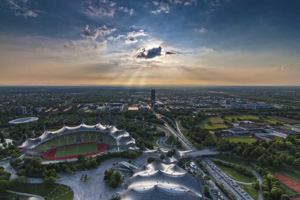 Olympiastation - München Pasing Umzug